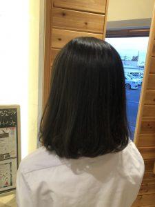 箕面市 美容室Ring 中学生カット♡