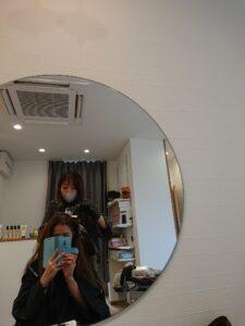 米子美容室Ring/火曜日