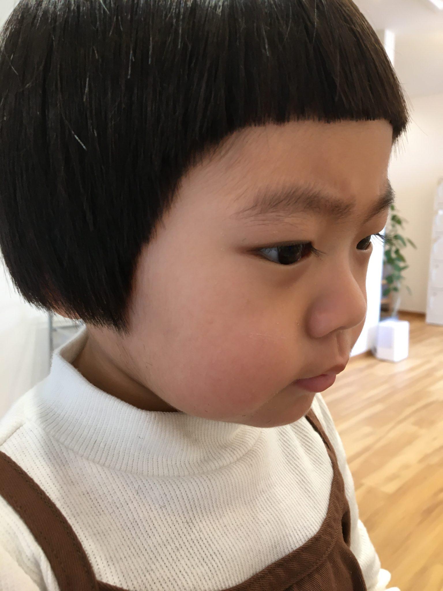 米子美容室 R ing/お子様カット&ママカラーカット